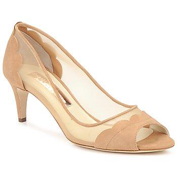 Schuhe Damen Pumps Rupert Sanderson CLARET Beige