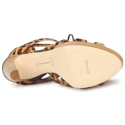 Rupert Sanderson BRISE Leopard Sandaletten  Schuhe Sandalen / Sandaletten Leopard Damen 639,20 01e48b