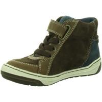 Schuhe Jungen Sneaker High Lurchi By Salamander High 33-14731-44 braun