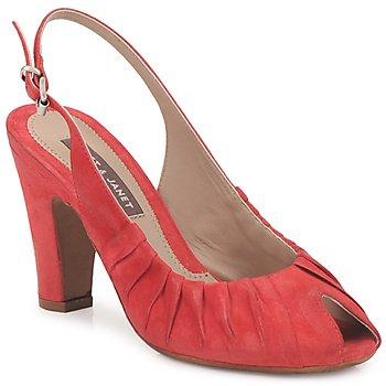 Schuhe Damen Sandalen / Sandaletten Janet&Janet PEONIA PLISA Rot