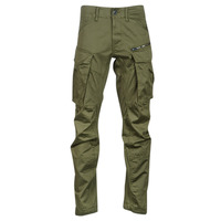 Kleidung Herren Cargo Hosen G-Star Raw ROVIC ZIP 3D STRAIGHT TAPERED Kaki