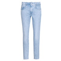 Kleidung Damen Straight Leg Jeans G-Star Raw RADAR MID BOYFRIEND TAPERED Blau