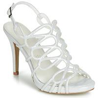 Schuhe Damen Sandalen / Sandaletten Menbur CLEMENTINA Elfenbein