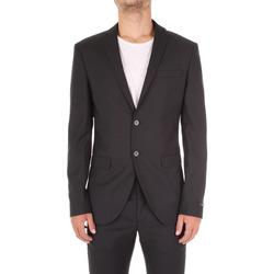 Kleidung Herren Jacken / Blazers Premium By Jack&jones 12141107 schwarz