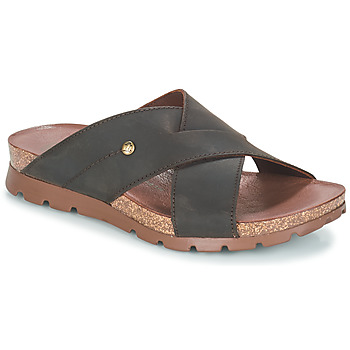 Schuhe Herren Pantoffel Panama Jack SALMAN Braun