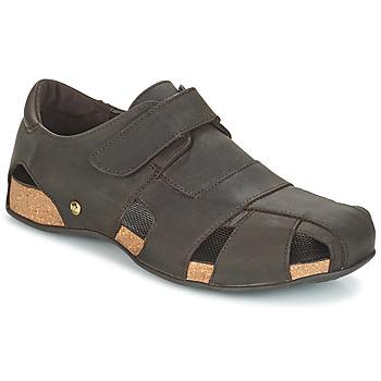 Schuhe Herren Sandalen / Sandaletten Panama Jack FLETCHER Braun