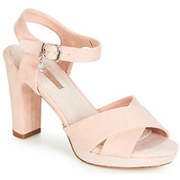 Schuhe Damen Sandalen / Sandaletten Xti 32035 Rose
