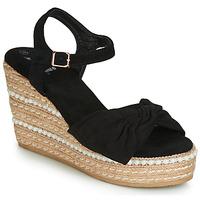 Schuhe Damen Sandalen / Sandaletten Xti 49073 Schwarz