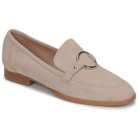 Schuhe Damen Slipper Esprit Chanty R Loafer Beige