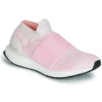 Schuhe Damen Laufschuhe adidas Performance ULTRABOOST LACELESS Rose
