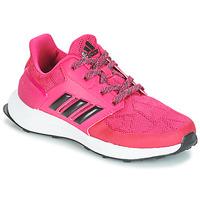 Schuhe Mädchen Laufschuhe adidas Performance RAPIDARUN K Rose