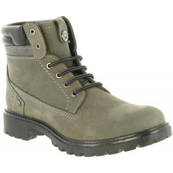 Schuhe Damen Boots Wrangler WL182500 CREEK Gris