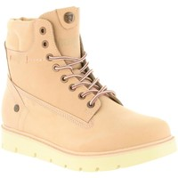 Schuhe Damen Boots Wrangler WL182510 TUCSON Rosa