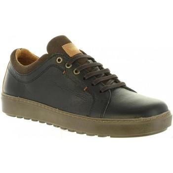 Schuhe Herren Halbschuhe Wrangler WM182060 HISTORIC Negro