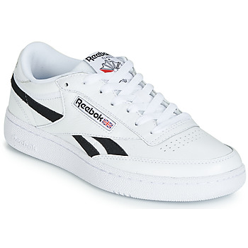 Schuhe Sneaker Low Reebok Classic REVENGE PLUS MU Weiss / Schwarz