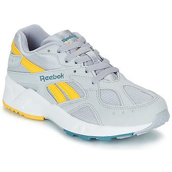 Schuhe Herren Sneaker Low Reebok Classic AZTREK Grau / Gelb
