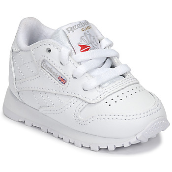 Schuhe Kinder Sneaker Low Reebok Classic CLASSIC LEATHER Weiss