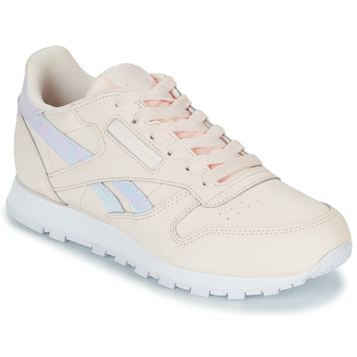Schuhe Mädchen Sneaker Low Reebok Classic CLASSIC LEATHER Rose
