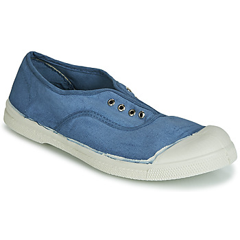 Schuhe Damen Sneaker Low Bensimon TENNIS ELLY Blau