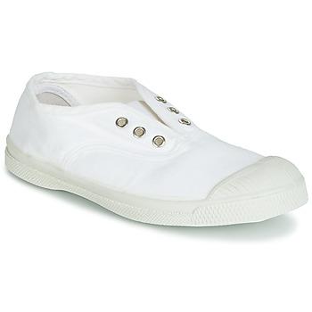 Schuhe Kinder Sneaker Low Bensimon TENNIS ELLY Weiss