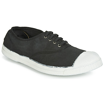 Schuhe Herren Sneaker Low Bensimon TENNIS LACETS Grau