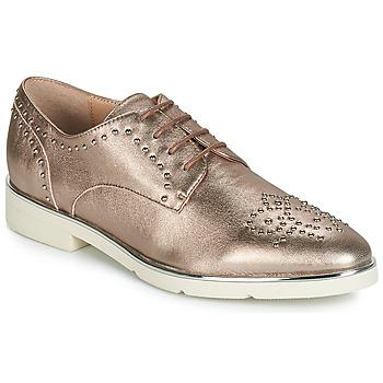 Schuhe Damen Derby-Schuhe JB Martin PRETTYS Gold