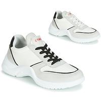 Schuhe Damen Sneaker Low Chattawak ASTRAGALE Weiss
