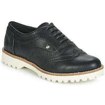 Schuhe Damen Derby-Schuhe LPB Shoes GISELE Schwarz