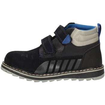 Schuhe Jungen Boots Asso 68656 Blau
