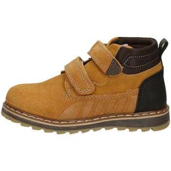 Schuhe Jungen Boots Asso 68656 Gelb