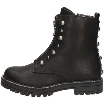 Schuhe Mädchen Boots Asso AG-281 Schwarz
