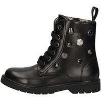 Schuhe Mädchen Boots Asso AG-32 Schwarz
