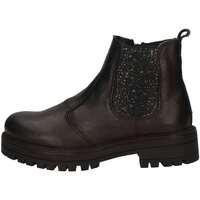 Schuhe Mädchen Low Boots Asso 67953 Schwarz