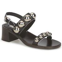 Schuhe Damen Sandalen / Sandaletten Marc Jacobs MJ18184 Schwarz