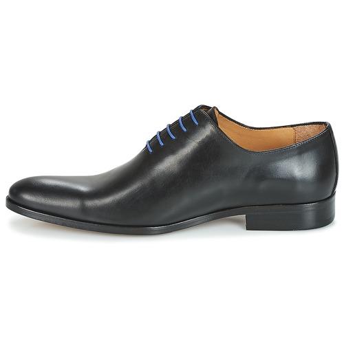 Brett & Sons AGUSTIN Schwarz  Schuhe Richelieu Herren 149