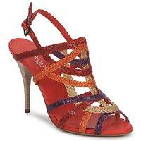 Schuhe Damen Sandalen / Sandaletten Stéphane Kelian OPERA Bronze-multifarben