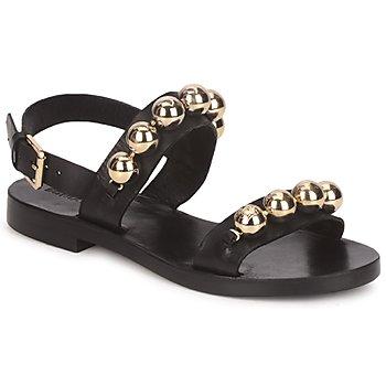 Schuhe Damen Sandalen / Sandaletten Sonia Rykiel GRELOTS Schwarz
