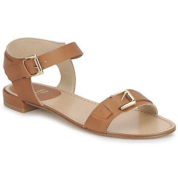 Schuhe Damen Sandalen / Sandaletten Stuart Weitzman BEBOP Braun