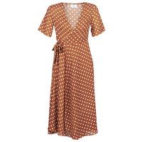 Kleidung Damen Maxikleider Betty London KEYLA Braun