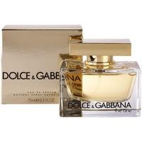 Beauty Damen Eau de parfum  D&G The One - Parfüm - 75ml - VERDAMPFER The One - perfume - 75ml - spray