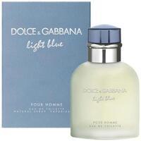 Beauty Herren Eau de toilette  D&G Light Blue - köln - 125ml - VERDAMPFER Light Blue - cologne - 125ml - spray