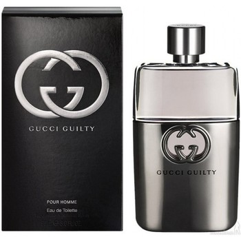 Beauty Herren Eau de toilette  Gucci Guilty Homme - köln - 90ml - VERDAMPFER Guilty Homme - cologne - 90ml - spray