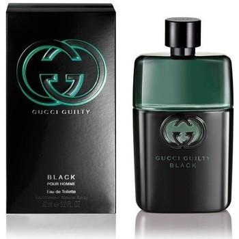 Beauty Herren Eau de toilette  Gucci Guilty Black - köln - 90ml - VERDAMPFER Guilty Black - cologne - 90ml - spray