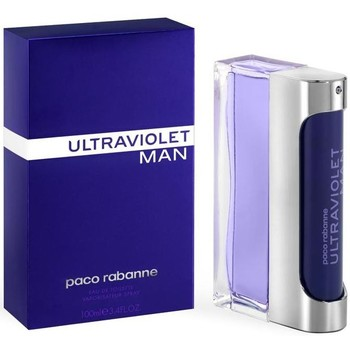 Beauty Herren Eau de toilette  Paco Rabanne ultraviolet man - köln - 100ml - verdampfer ultraviolet man - cologne - 100ml - spray