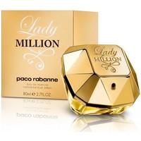 Beauty Damen Eau de parfum  Paco Rabanne Lady Million - Parfüm  - 80ml - VERDAMPFER Lady Million - perfume  - 80ml - spray