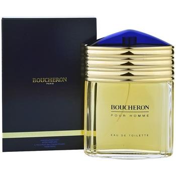 Beauty Herren Eau de toilette  Boucheron pour homme - köln - 100ml - verdampfer pour homme - cologne - 100ml - spray