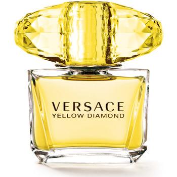 Beauty Damen Eau de toilette  Versace yellow diamond - köln - 90ml - verdampfer yellow diamond - cologne - 90ml - spray