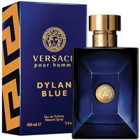 Beauty Herren Eau de toilette  Versace dylan blue - köln - 100ml - verdampfer dylan blue - cologne - 100ml - spray