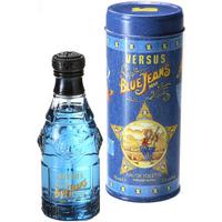 Beauty Herren Eau de toilette  Versace Blue jeans - köln - 75ml - VERDAMPFER Blue jeans - cologne - 75ml - spray