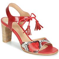 Schuhe Damen Sandalen / Sandaletten Perlato RUBY Rot